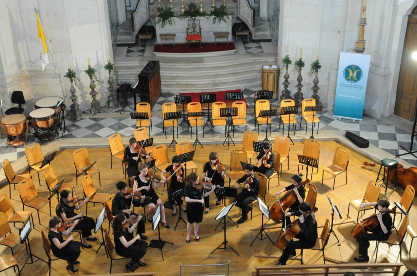MSE in concert, Obidos, Portugal