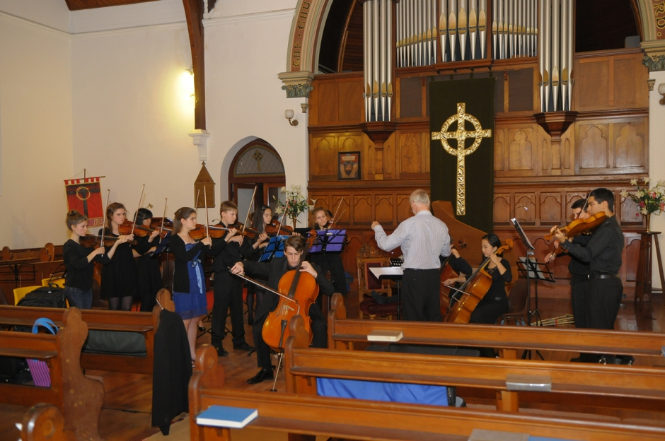 Concerto Concert 2012, photo by Barry Daly photography
